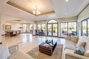 5 Bedroom Villa in Palm Jumeirah