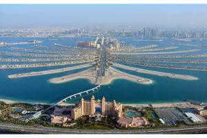 Palm Jumeirah hotels & holiday rentals