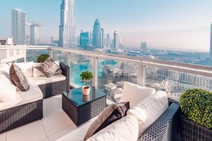 Elite Royal Apartment - Burj Residences T7 - President