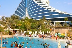 Dubai Wild Wadi Waterpark tickets