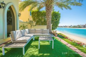 Dubai Luxury Beach Villas
