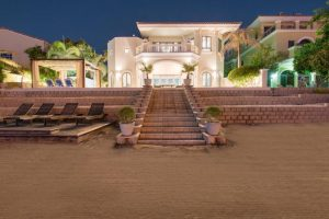 Palm Beach Villa Dubai