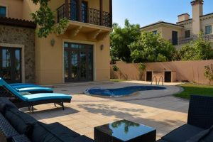 Luxury Jumeriah Golf Estates Villa with private pool (golf course view)