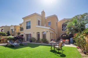 Arabian Ranches Holiday Villa Palm Way